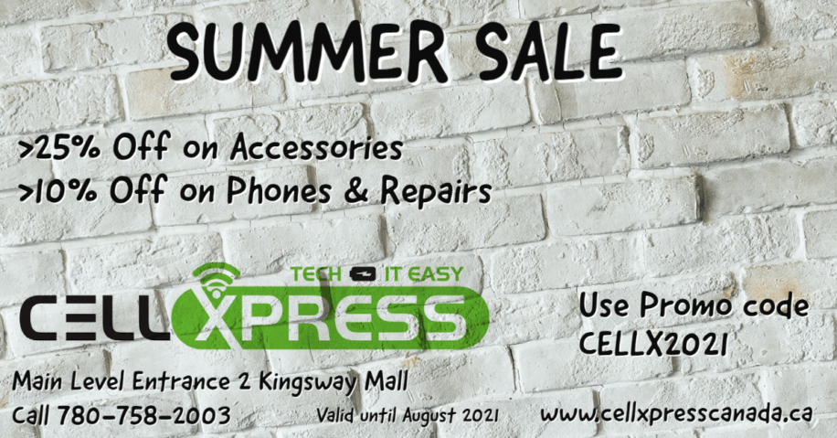 Summer Sale from Cell Xpress